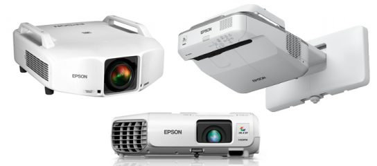 Best Value Projectors for Education