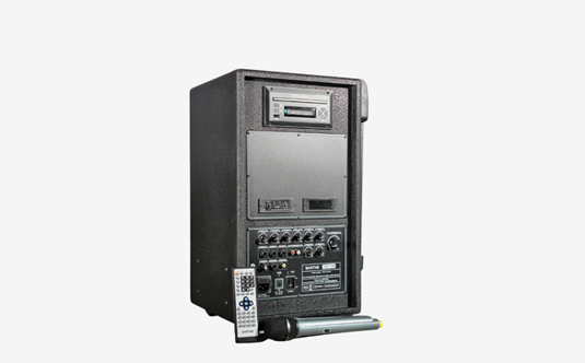 BARTHE 120WATT Portable PA System