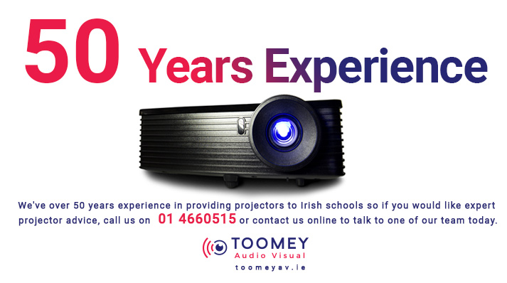 Expert Projector Advice - Toomey AV