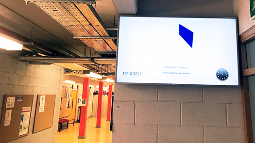 Digital Signage - Toomey AV - Ireland
