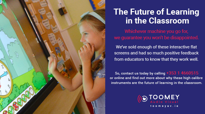 Future of Learning in Classroom - Clevertouch