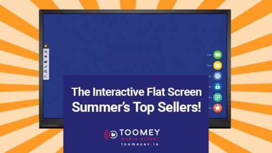 Interactive Flat Screen Top Sellers