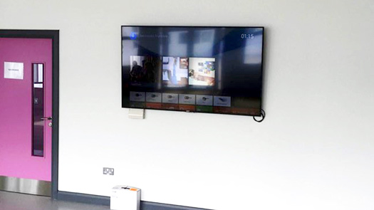 Toomey Audiovisual - Digital Signage for Schools