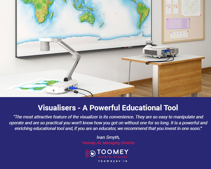 Visualisers - Educational Tool - Toomey AV