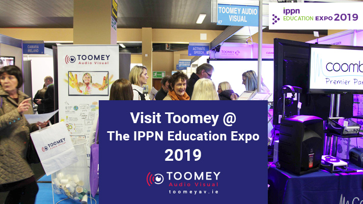 IPPN Education Expo 2019 - Toomey AV