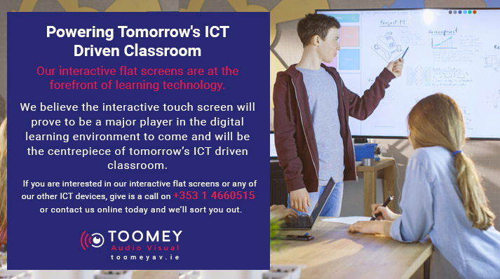 ICT for Tomorrows Classrooms - Digital Strategy for Ireland