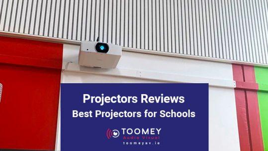 Projectors Reviews - Best Projectors for Schools - Toomey
