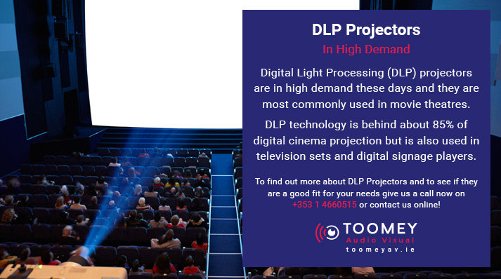 DLP Projectors in High Demand