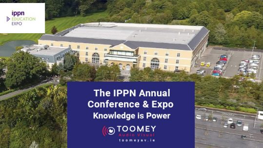 IPPN Annual Conference Expo 2020 - ToomeyAV