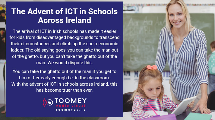ICT in Irish Schools