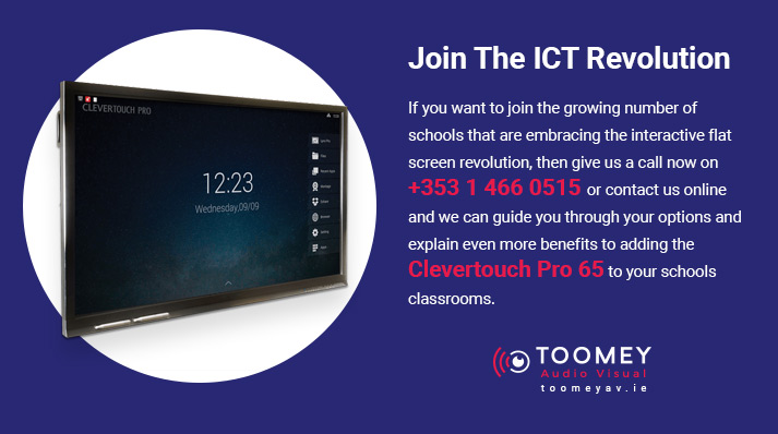 Join the ICT Revolution - Toomey AV - Ireland