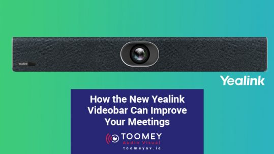 Yealink Videobar - Yealink - Toomey AV Ireland