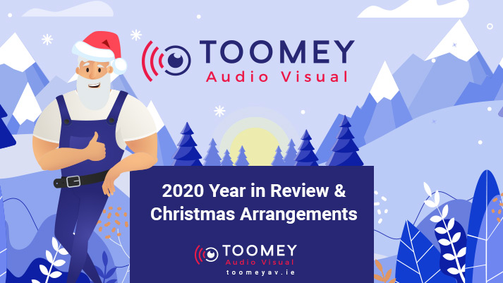 2020 Year in Review - Christmas Arrangements - Toomey