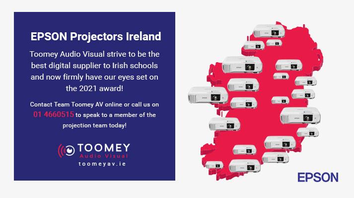 EPSON Premier Partner - Toomey AV Ireland