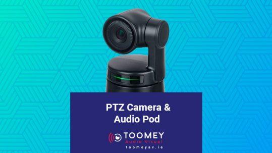 PTZ Camera and Audio Pod - Toomey Audiovisual
