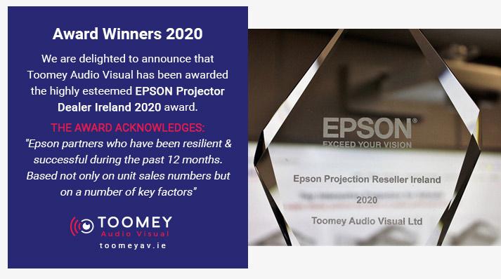 Toomey Award Winners EPSON 2020