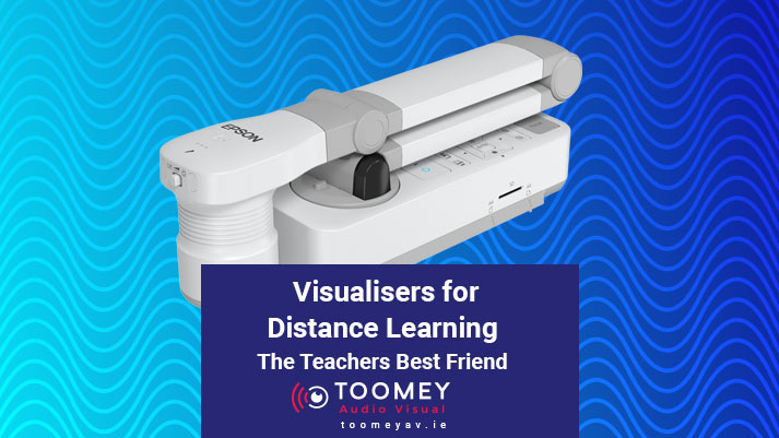 Visualiser Distance Learning - Toomey Audio Schools