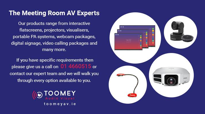 Meeting Room AV Experts Toomay AV